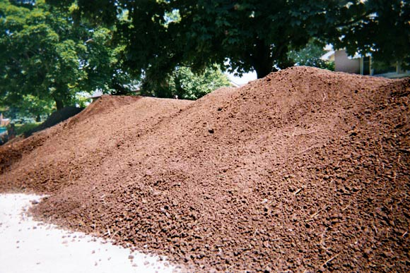 Topsoil delivery prices for Bulk organic soil